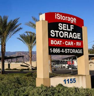 iStorage San Bernardino Self Storage Facility