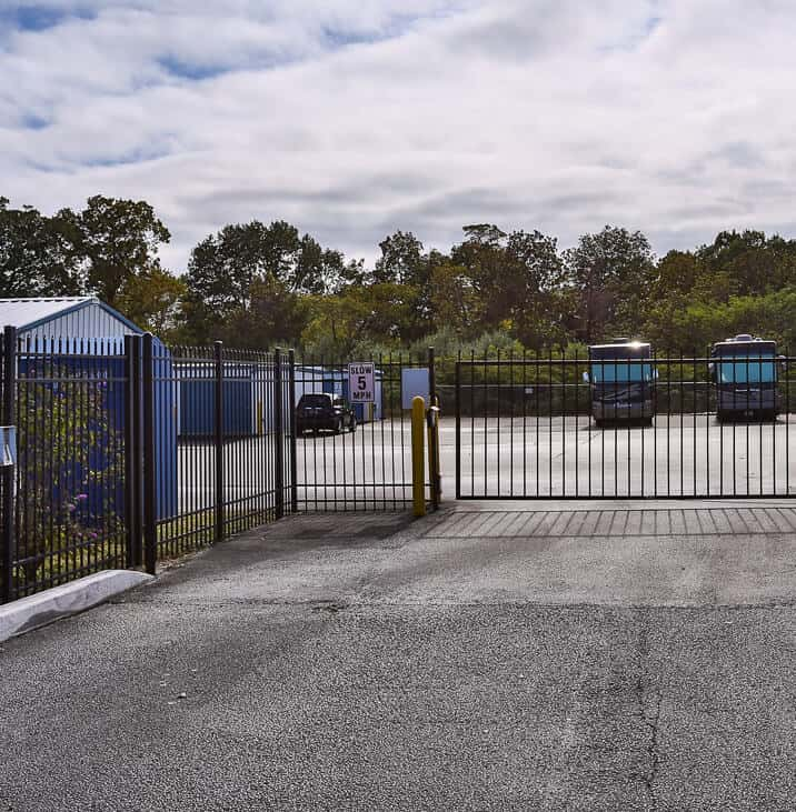 iStorage Cape May Gated Entry