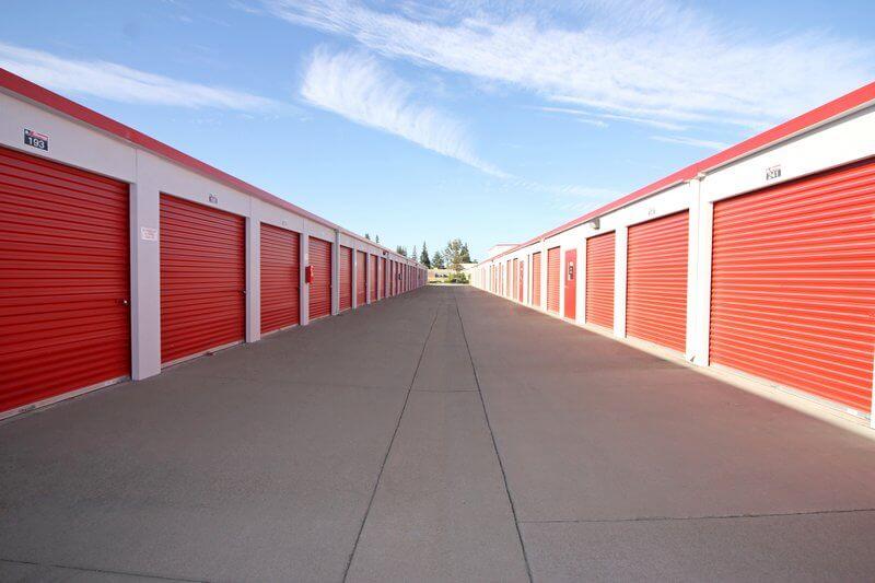 Storage Units In Rancho Cordova Ca At 3291 Sunrise Blvd
