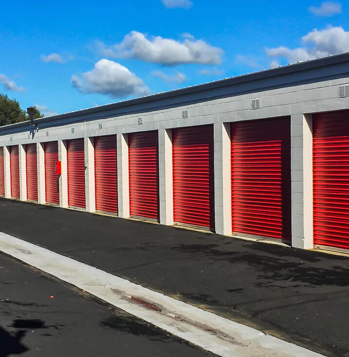 iStorage Rancho Cordova Self Storage Units