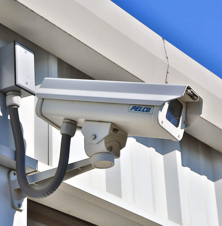 iStorage Oroville Security Cameras