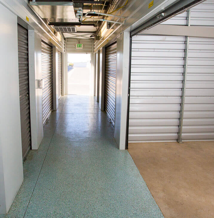 iStorage Oroville Indoor Self Storage