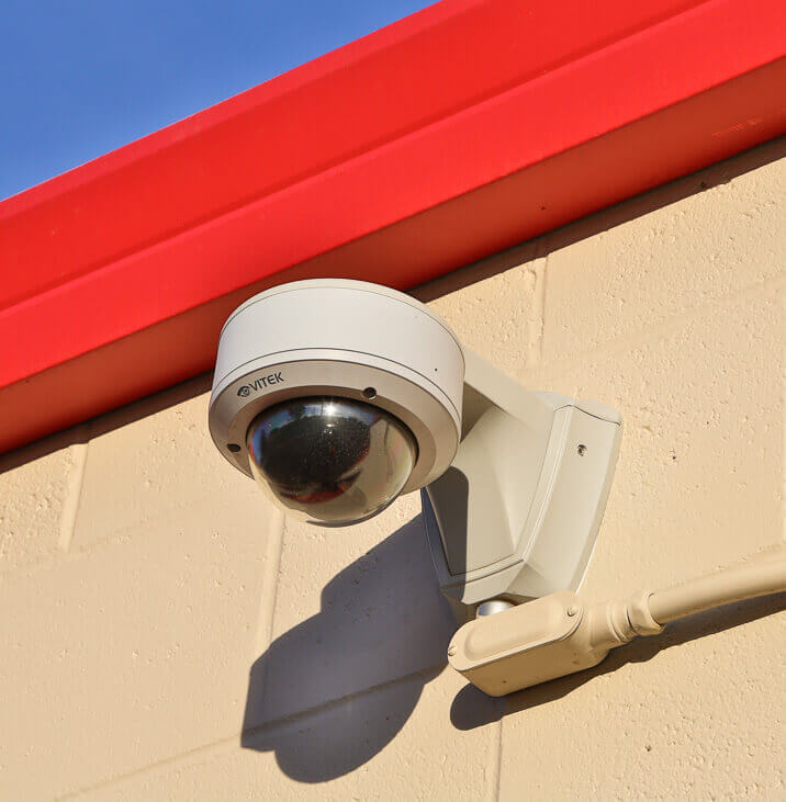 iStorage Oroville Thermalito Security Cameras