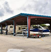 iStorage Port Charlotte Covered RV and Boat Parking
