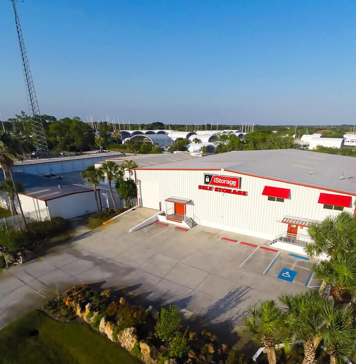 iStorage Gasparilla Storage Buildings & Rent Storage Units @ 10500 Winborough Dr Port Charlotte FL