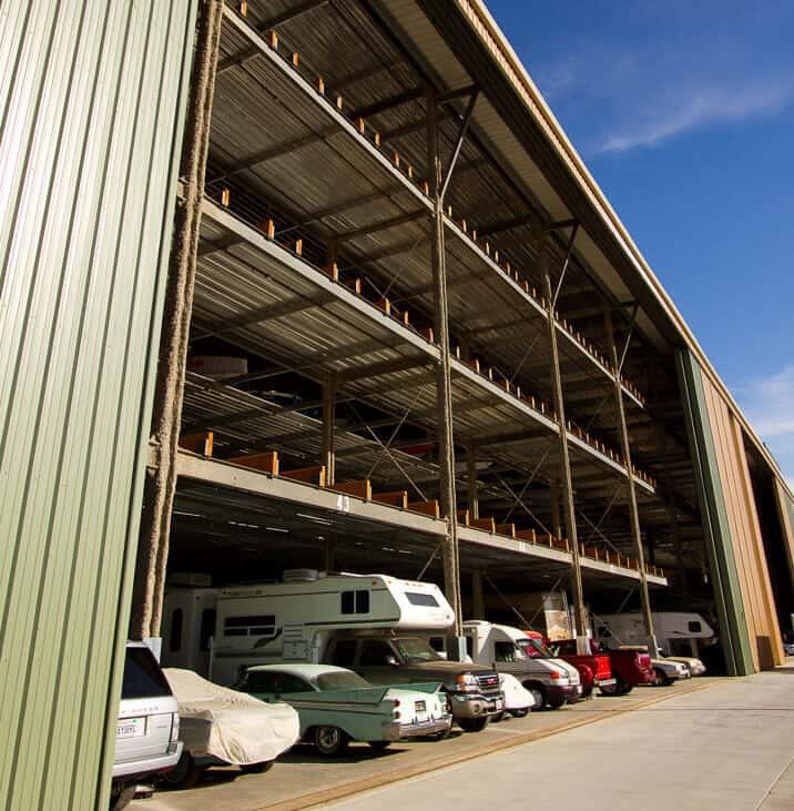Rent storage units 11330 amalgam way rancho cordova for Rv boat storage buildings