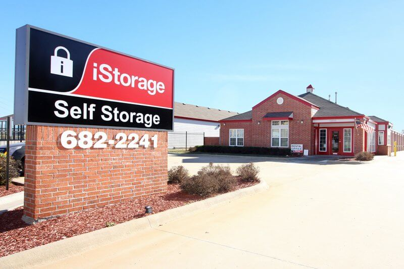 iStorage Wichita iStorage East Wichita Main Building