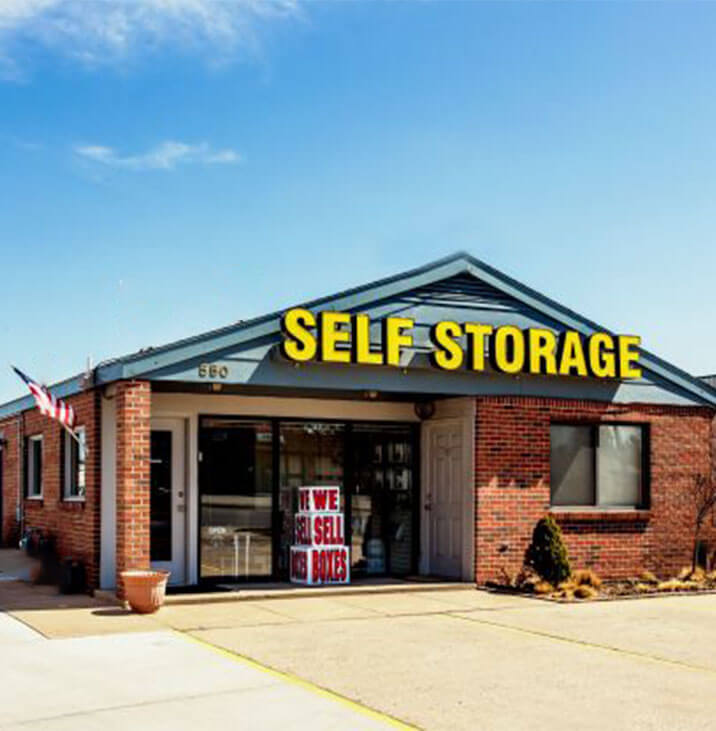 iStorage West Wichita Self Storage Facility
