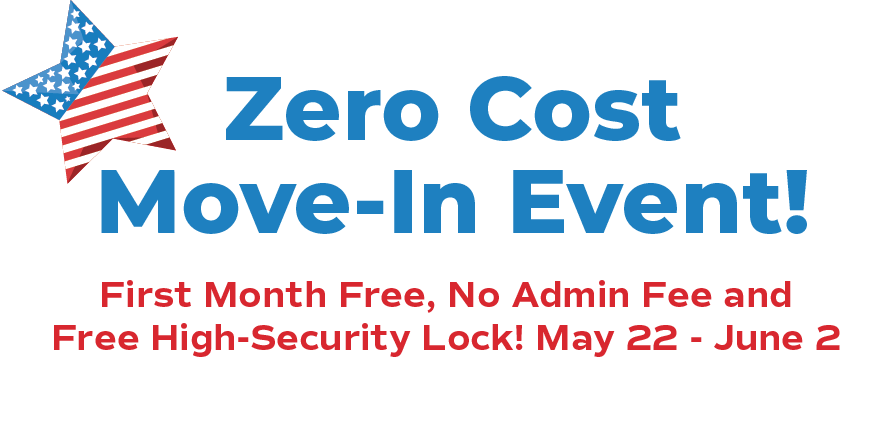 Zero Cost Move-In Event