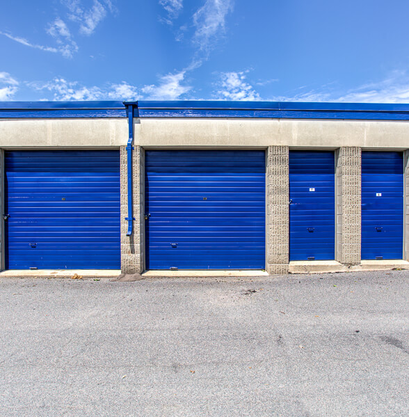 Storage Units In Coon Rapids, MN At 9154 University Ave NW