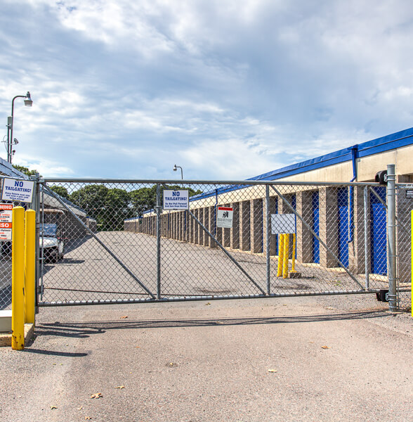 iStorage Coon Rapids Secure Gated Access