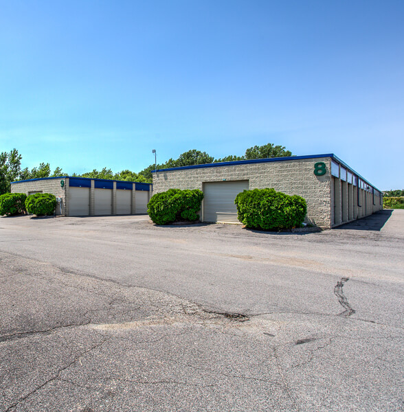 Storage Units In Eagan Mn At 4025 Old Sibley Memorial Hwy