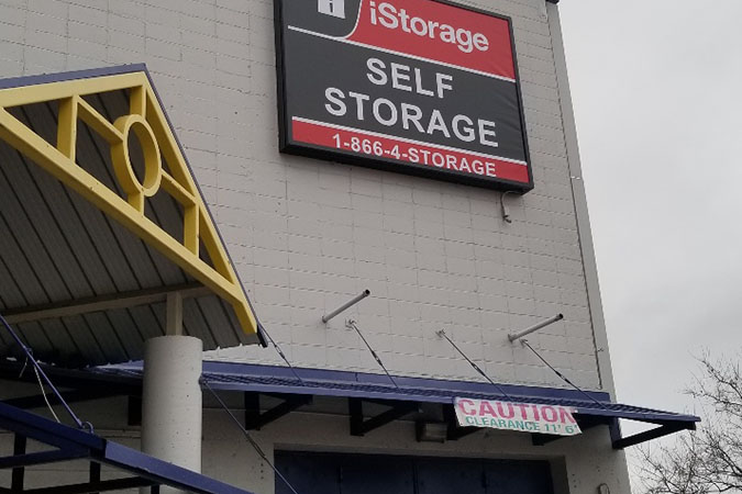 iStorage Hiawatha North main building