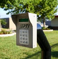 iStorage Park Cities Keypad Access