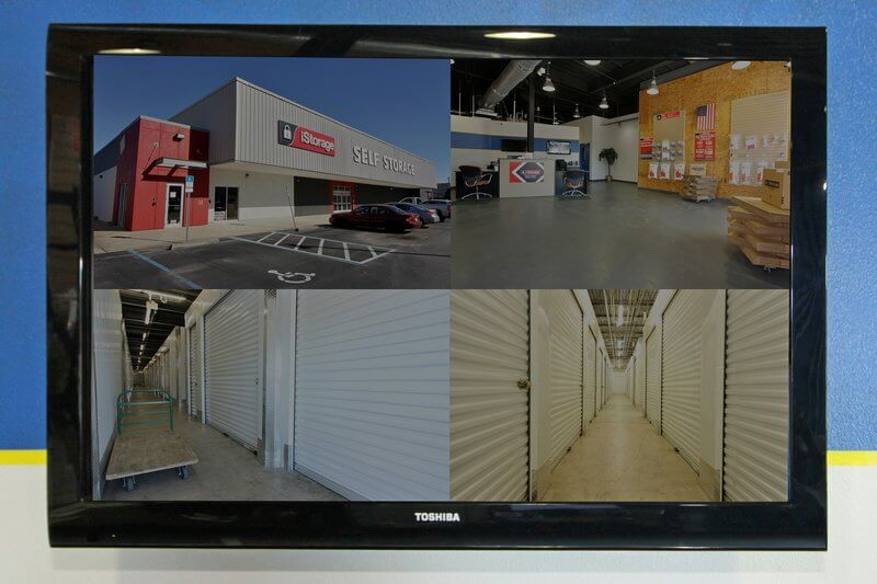 istorage fort walton racetrack road Security Monitors
