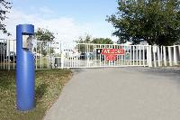 istorage Palm City Security Gate
