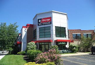 iStorage Cleveland Heights Main Office Building Exterior