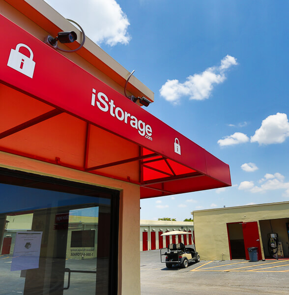 iStorage South Fairmount Main Storage Office