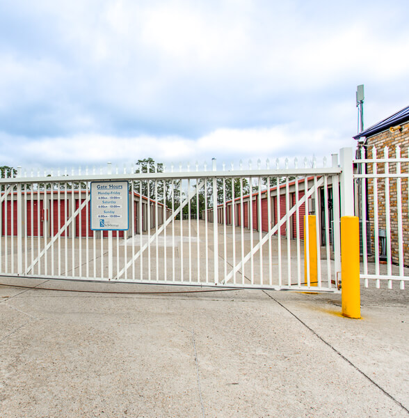 iStorage Forest Park Secure Gated Access