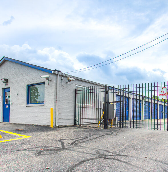 iStorage Huber Heights Secure Gated Access