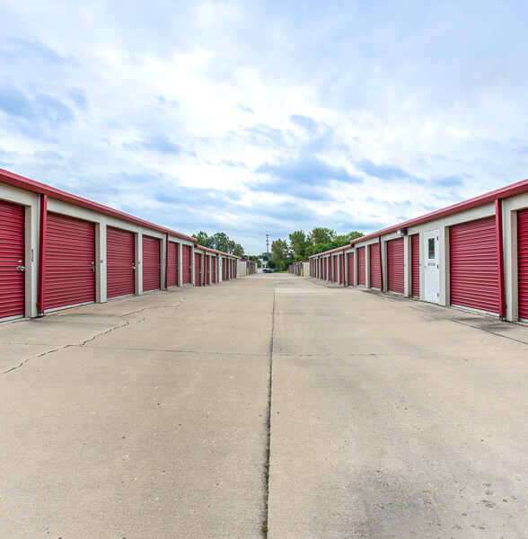 IStorage Kettering Outdoor Access