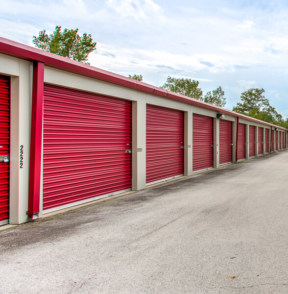 iStorage Shiloh Springs Drive Up Access