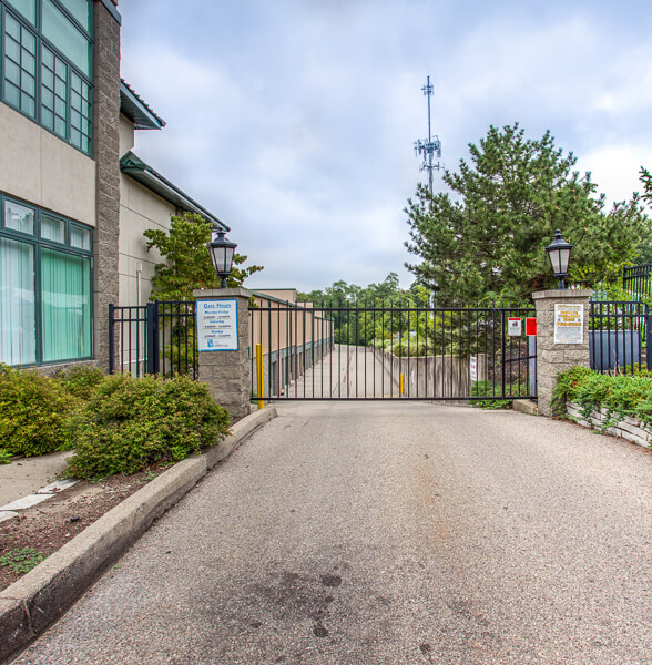 iStorage Finneytown Secure Gated Access