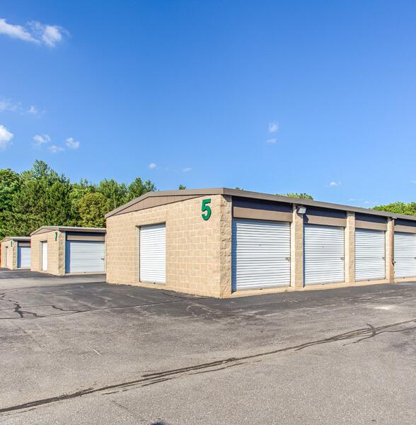 IStorage Billerica Outdoor Storage