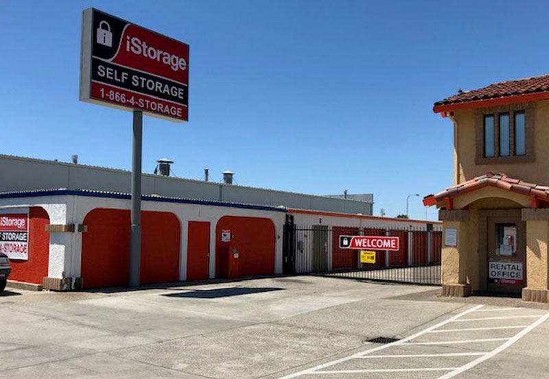 Storage Units In North Highlands Ca At 3855 Madison Ave