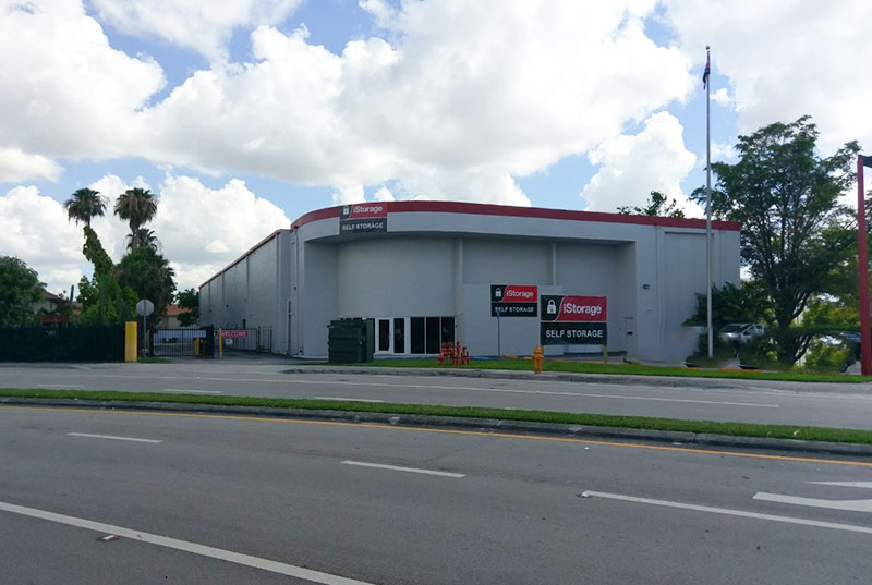 iStorage Miami Park Boulevard Main Building 1