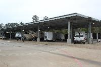 iStorage Conroe Exterior Vehicle Parking